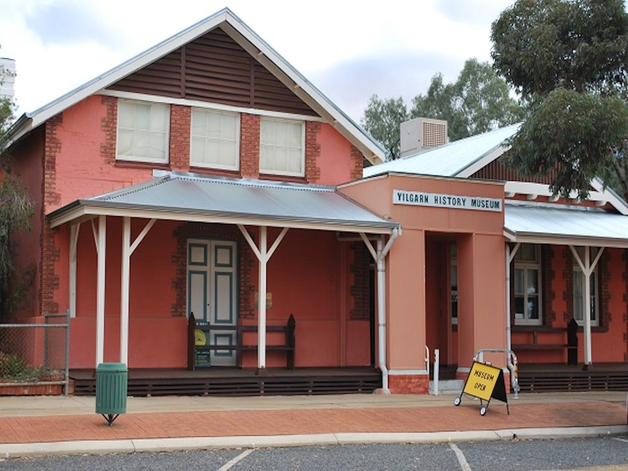 Yilgarn History Museum - Redcliffe Tourism