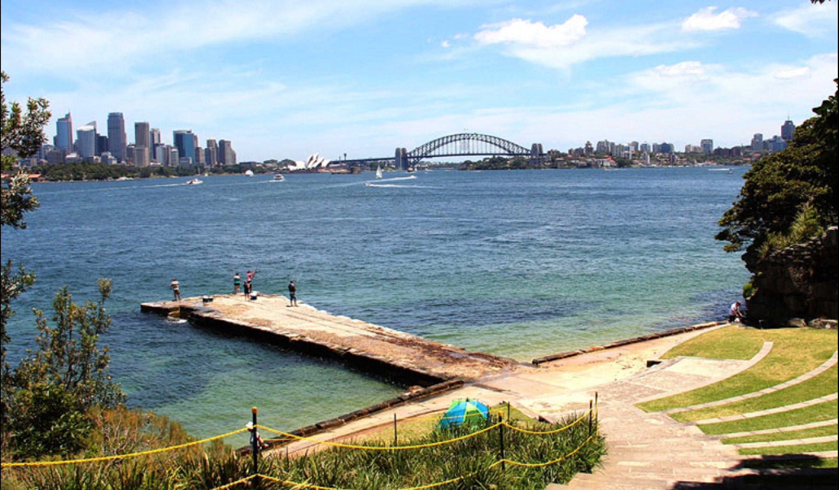 Bradleys Head to Chowder Bay Walk - Redcliffe Tourism