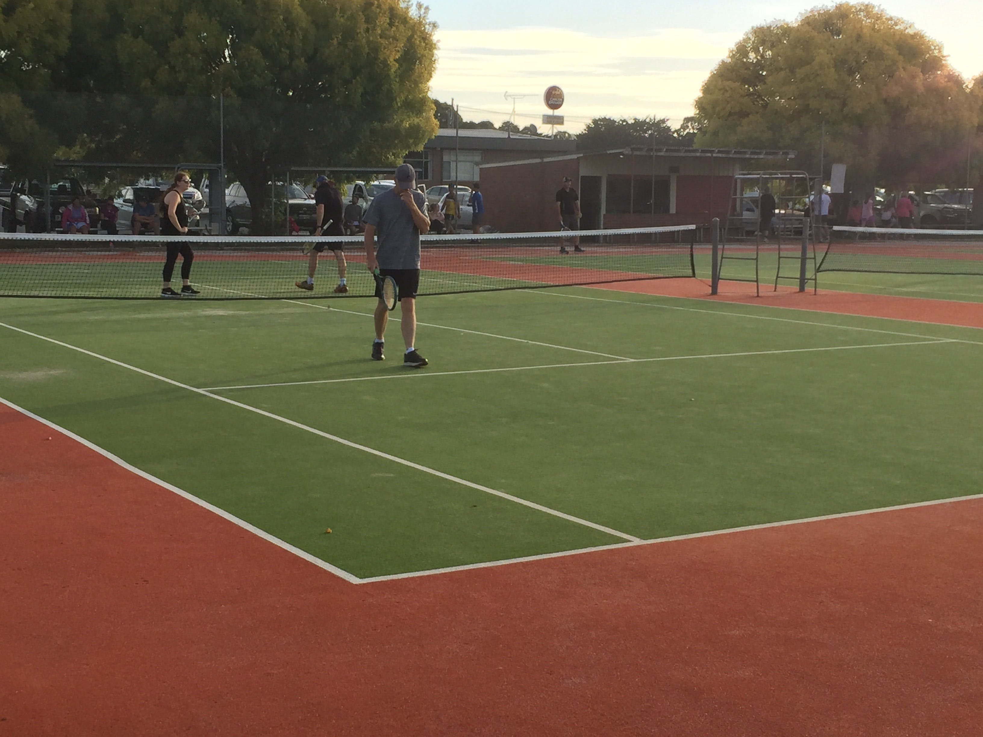 Crookwell Tennis Courts - Redcliffe Tourism