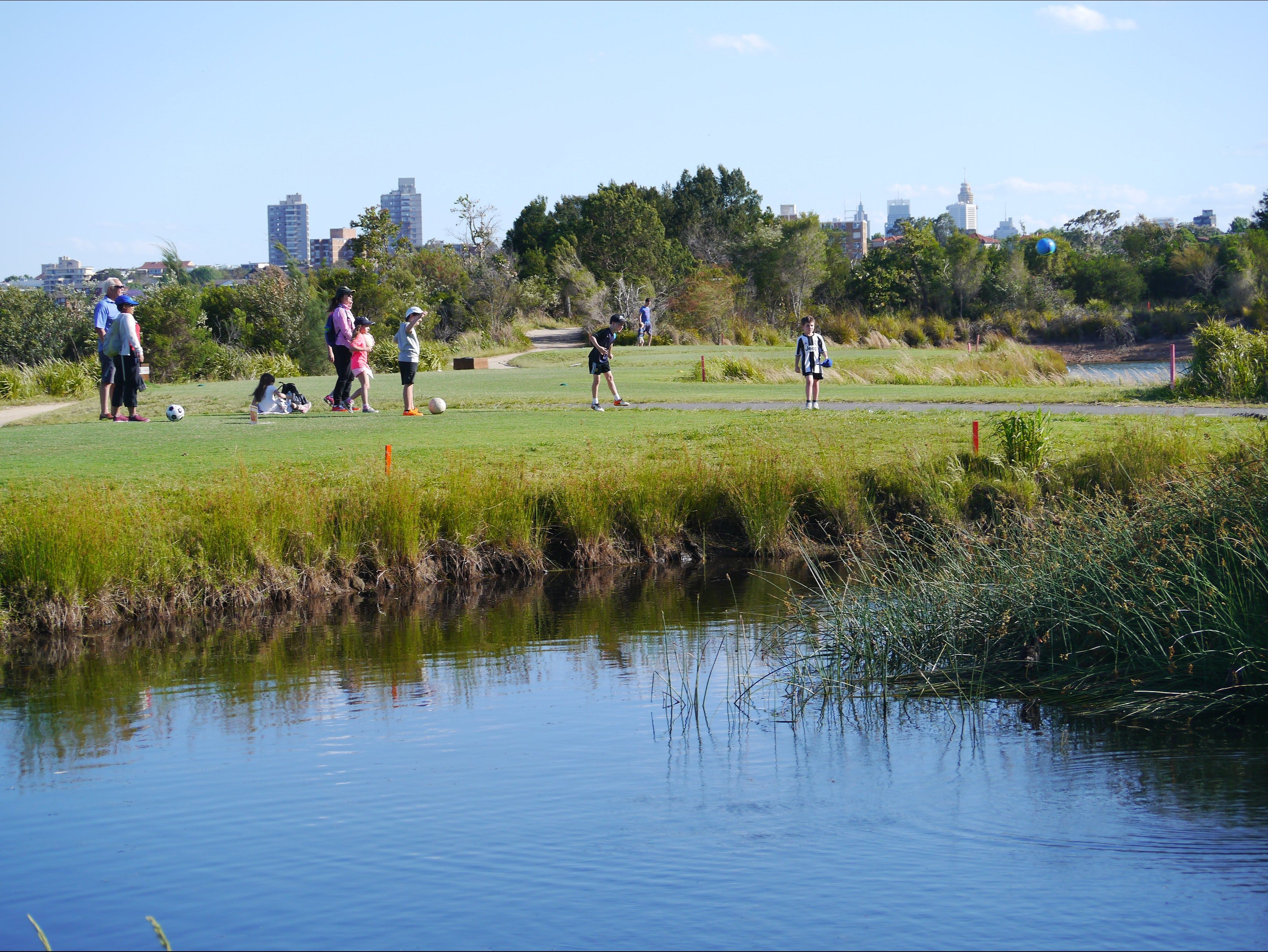 FootGolf at Northbridge Golf Club - Redcliffe Tourism