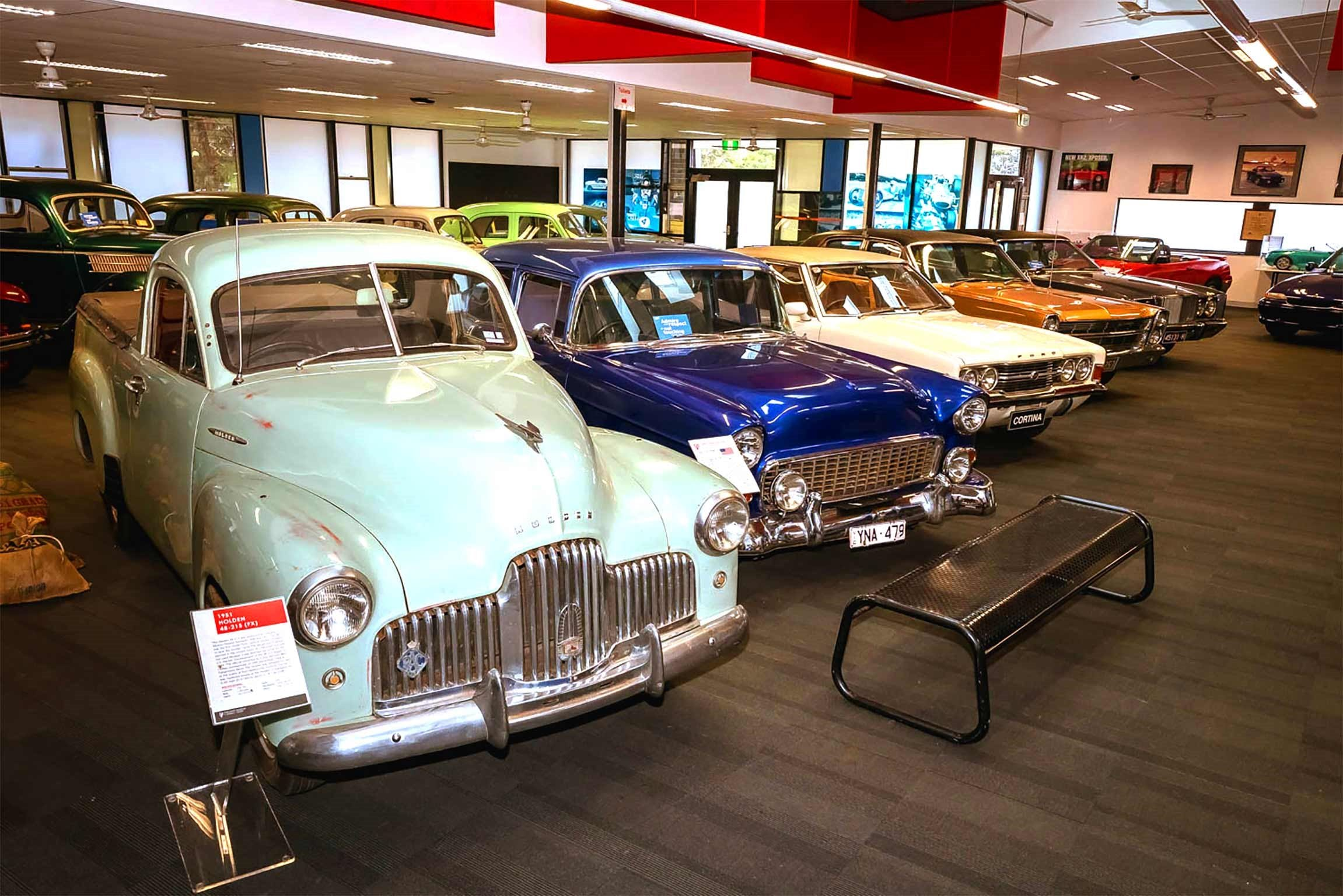 Geelong Museum of Motoring  Industry - Redcliffe Tourism