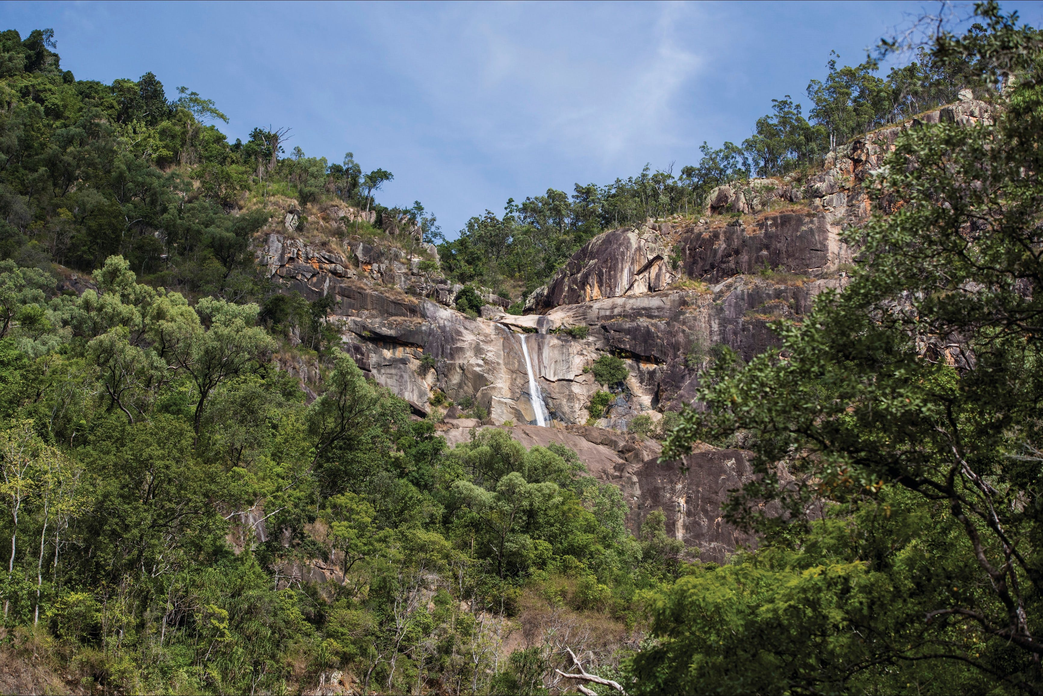 Jourama Falls Paluma Range National Park - Redcliffe Tourism