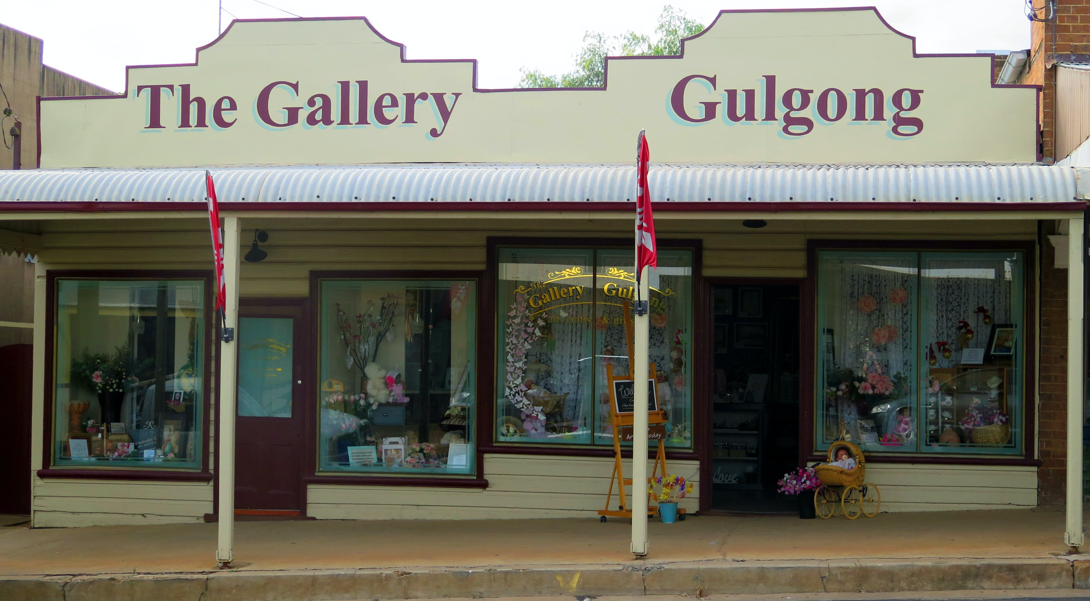 The Gallery Gulgong - Redcliffe Tourism