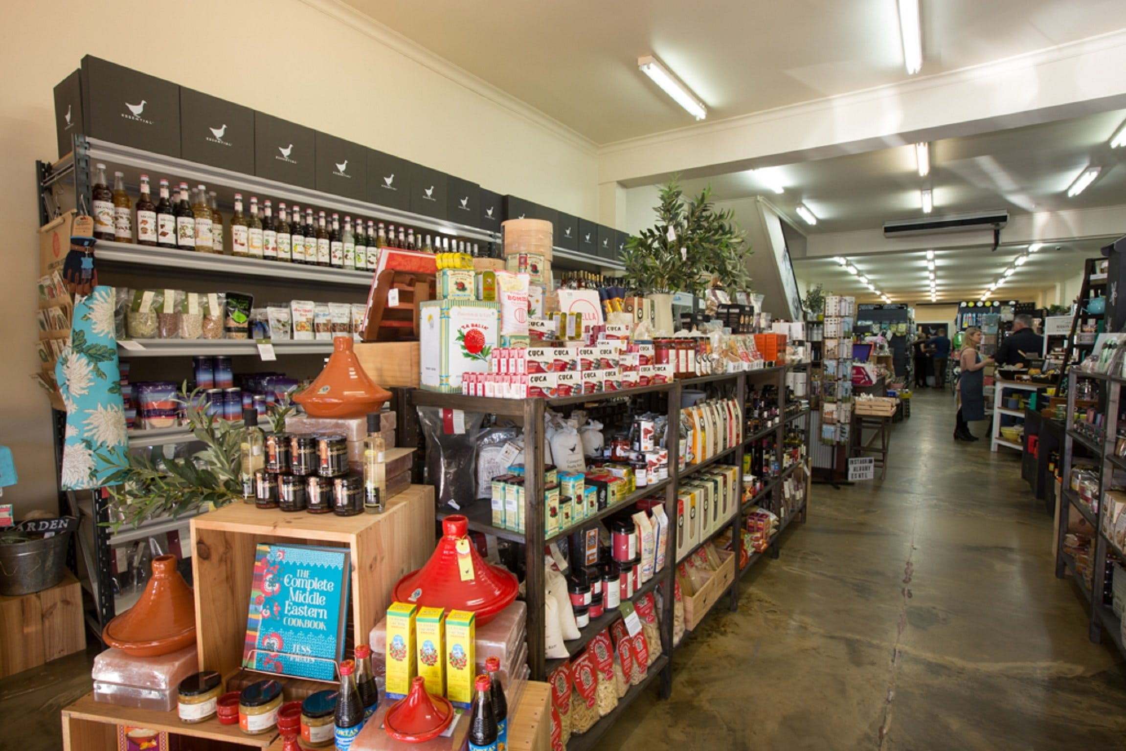 The Essential Ingredient Albury Wodonga - Redcliffe Tourism
