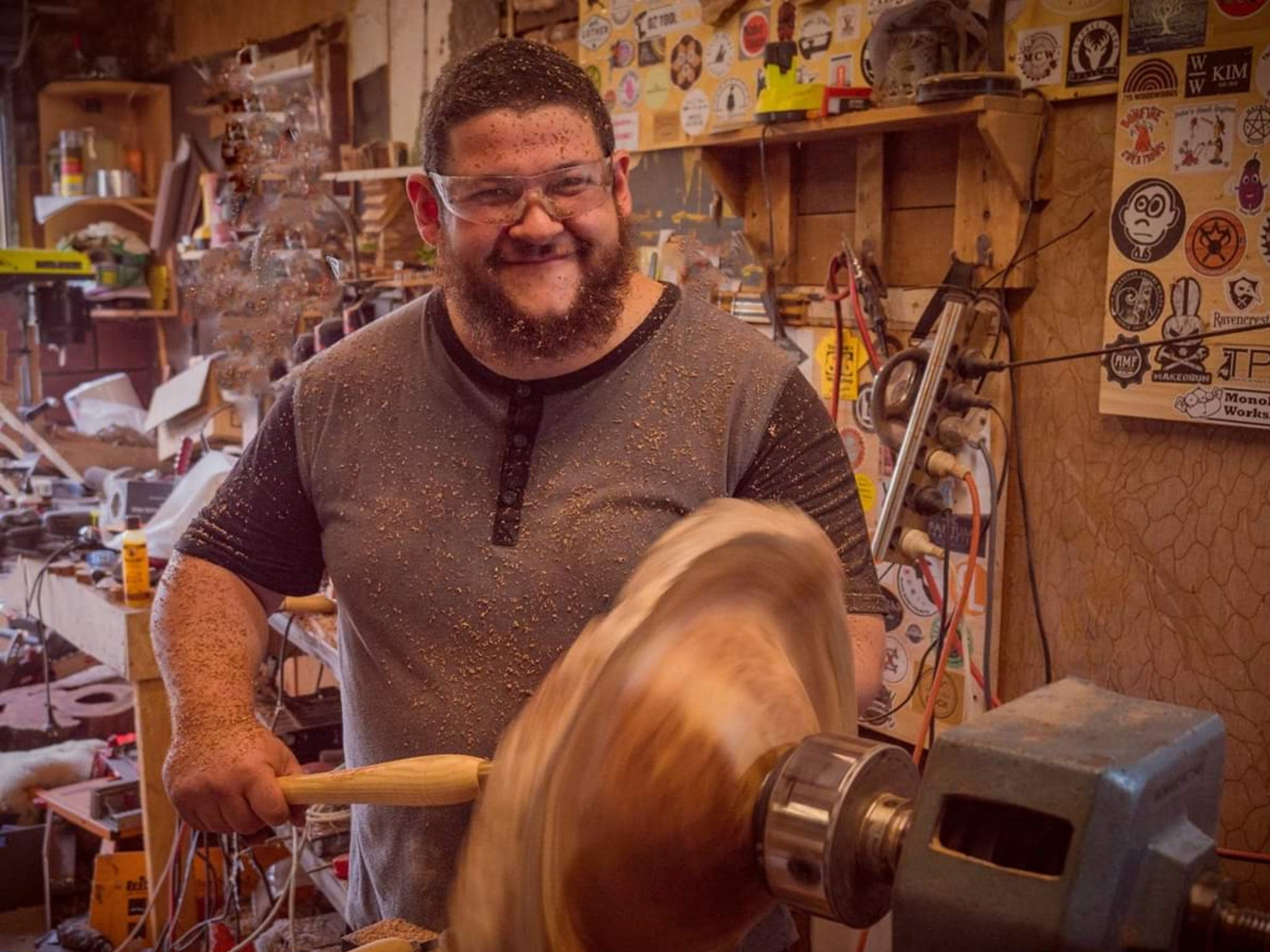 The Bearded Woodworker - Redcliffe Tourism