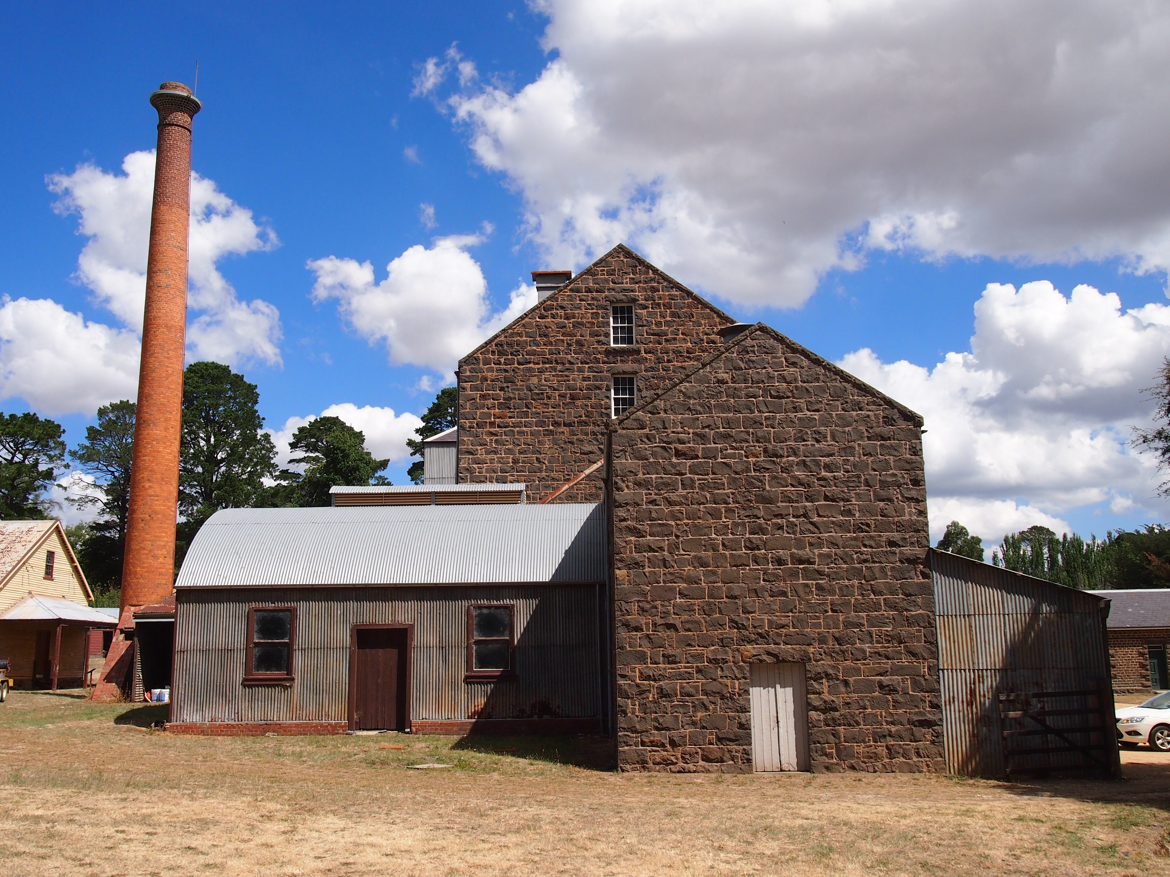 Andersons Mill Smeaton Historic Area - Redcliffe Tourism