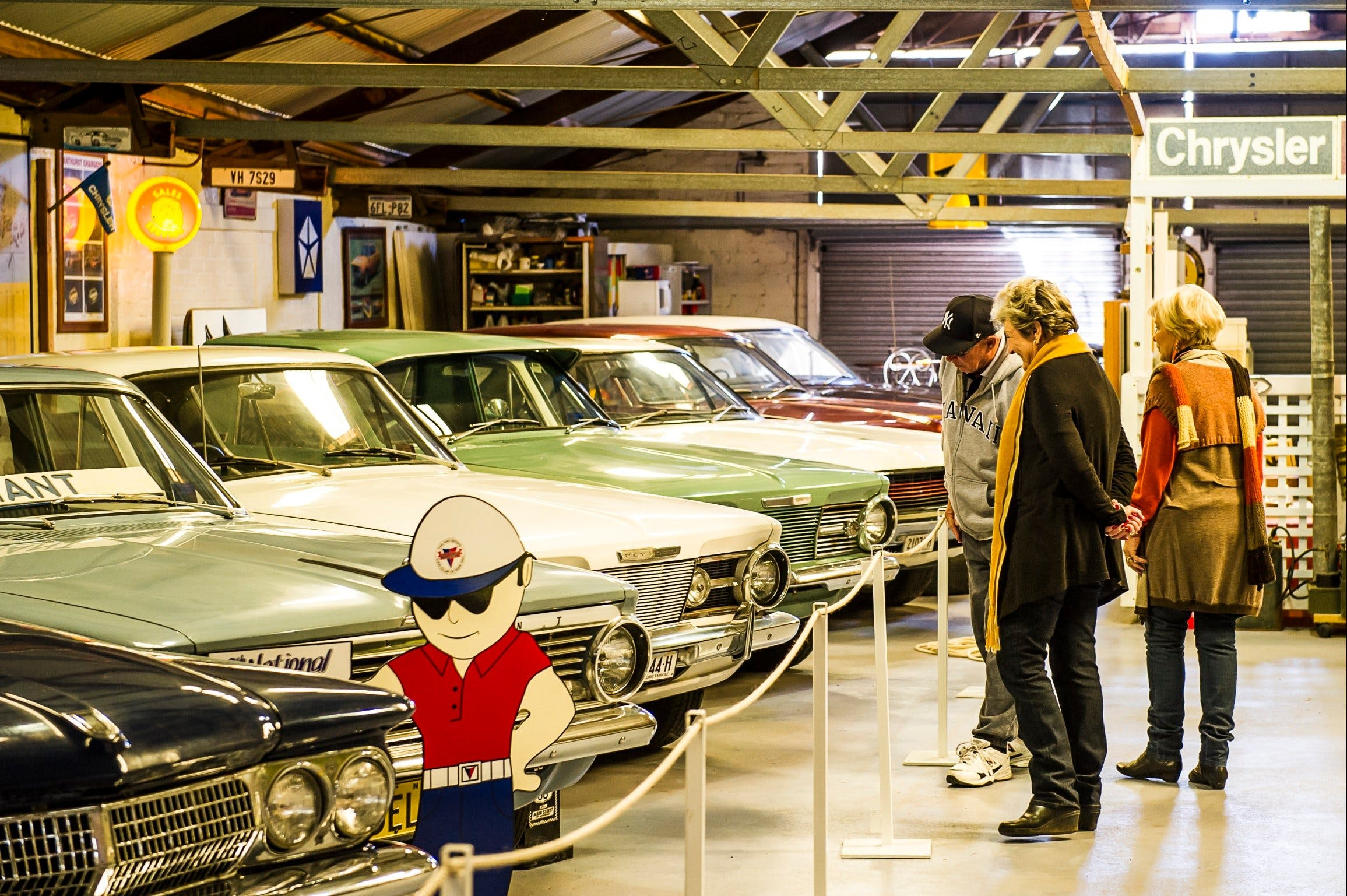 Chrysler Car Museum - Redcliffe Tourism