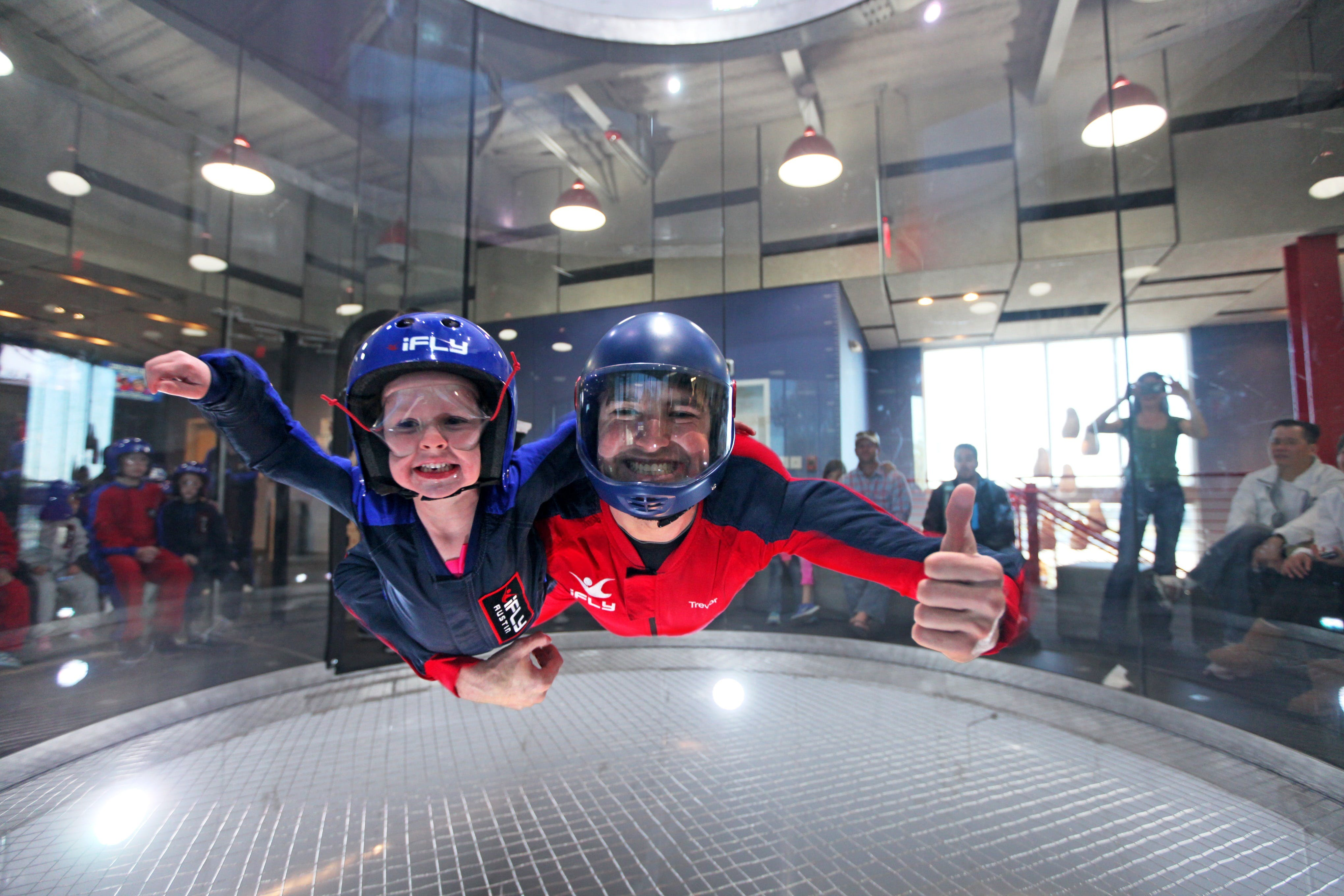 iFLY Melbourne - Indoor Skydiving - Redcliffe Tourism