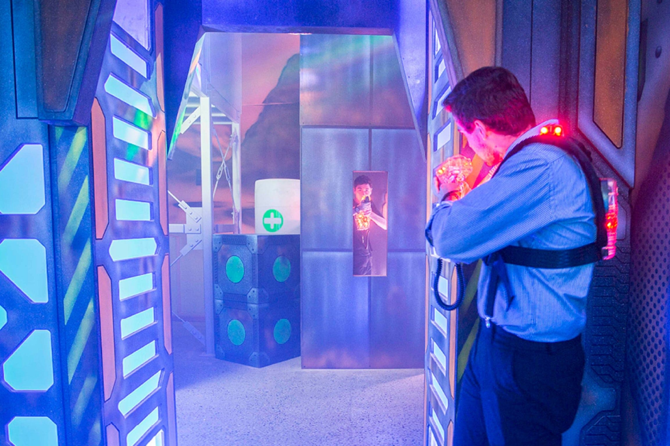 Kingpin Macarthur Square Laser Tag - Redcliffe Tourism