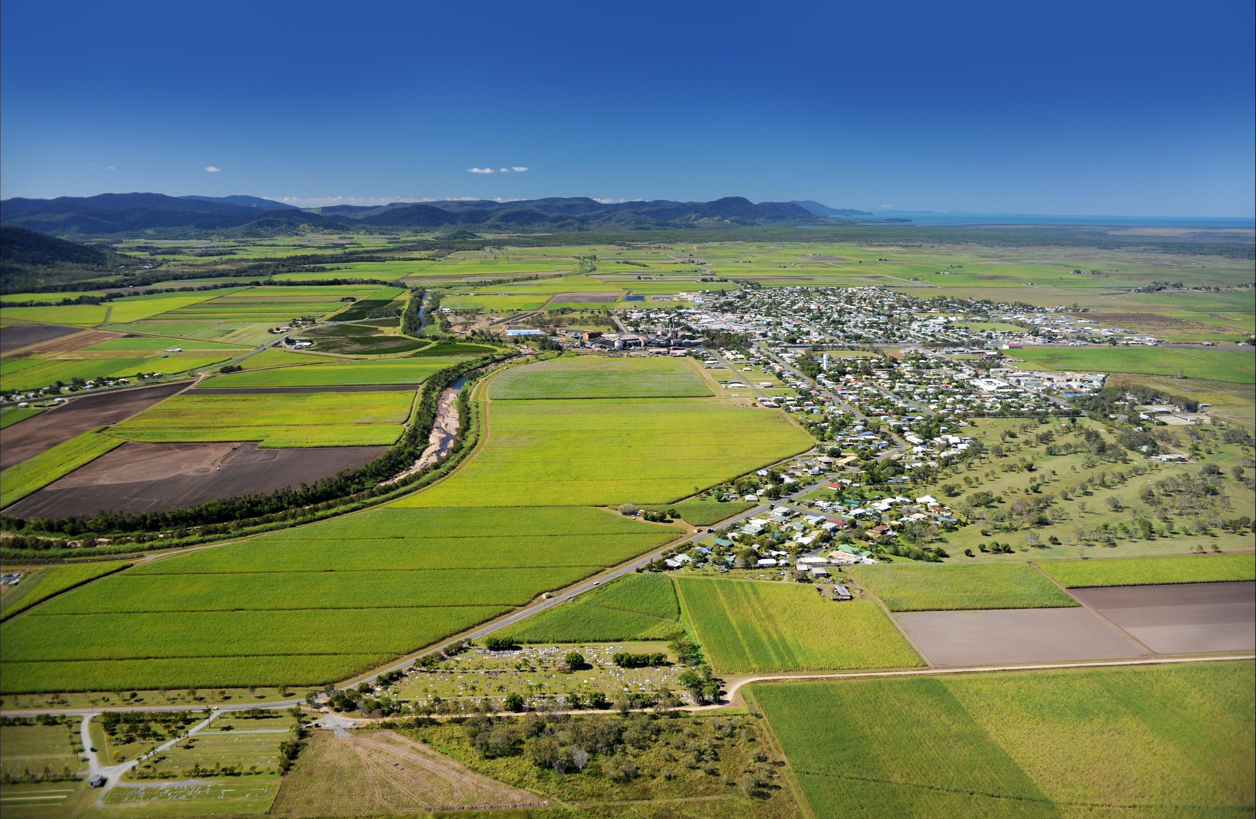Proserpine - Redcliffe Tourism