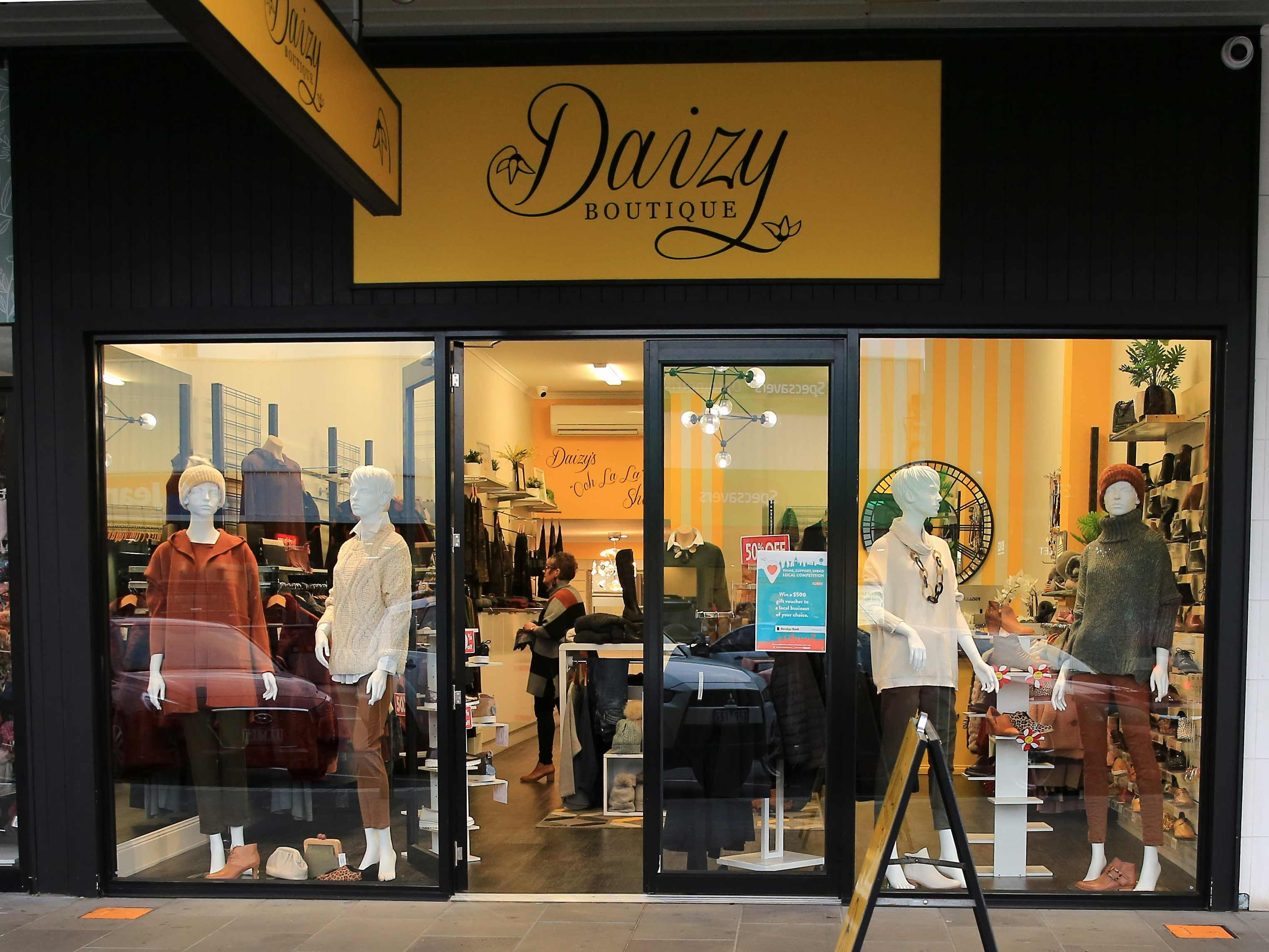 Daizy Boutique - Redcliffe Tourism