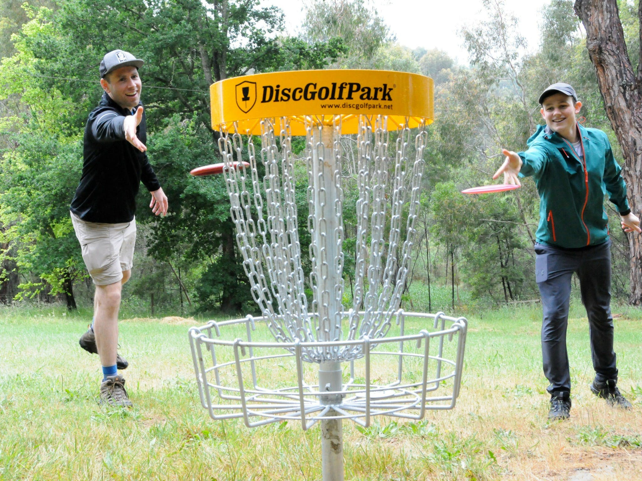 Disc Golf - Redcliffe Tourism