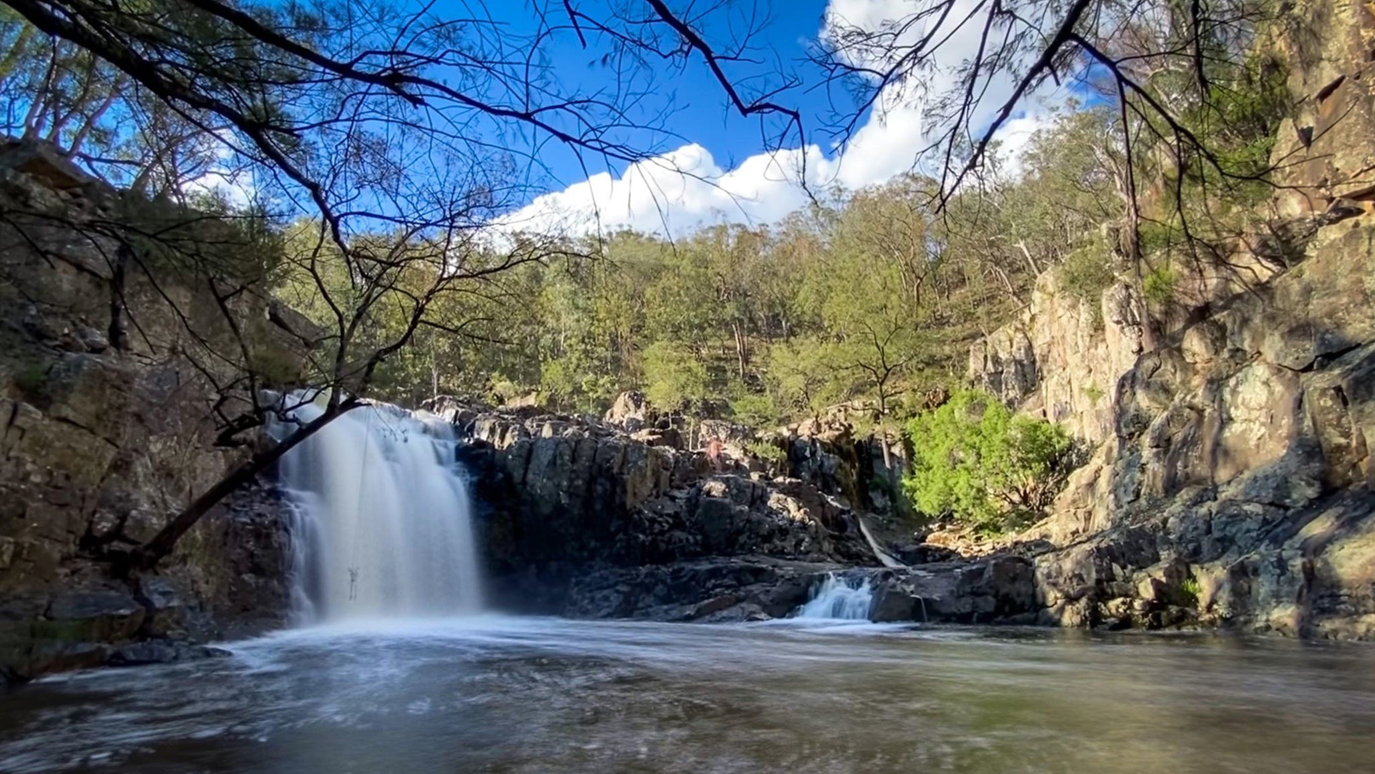 Horton Falls and Walks - Redcliffe Tourism