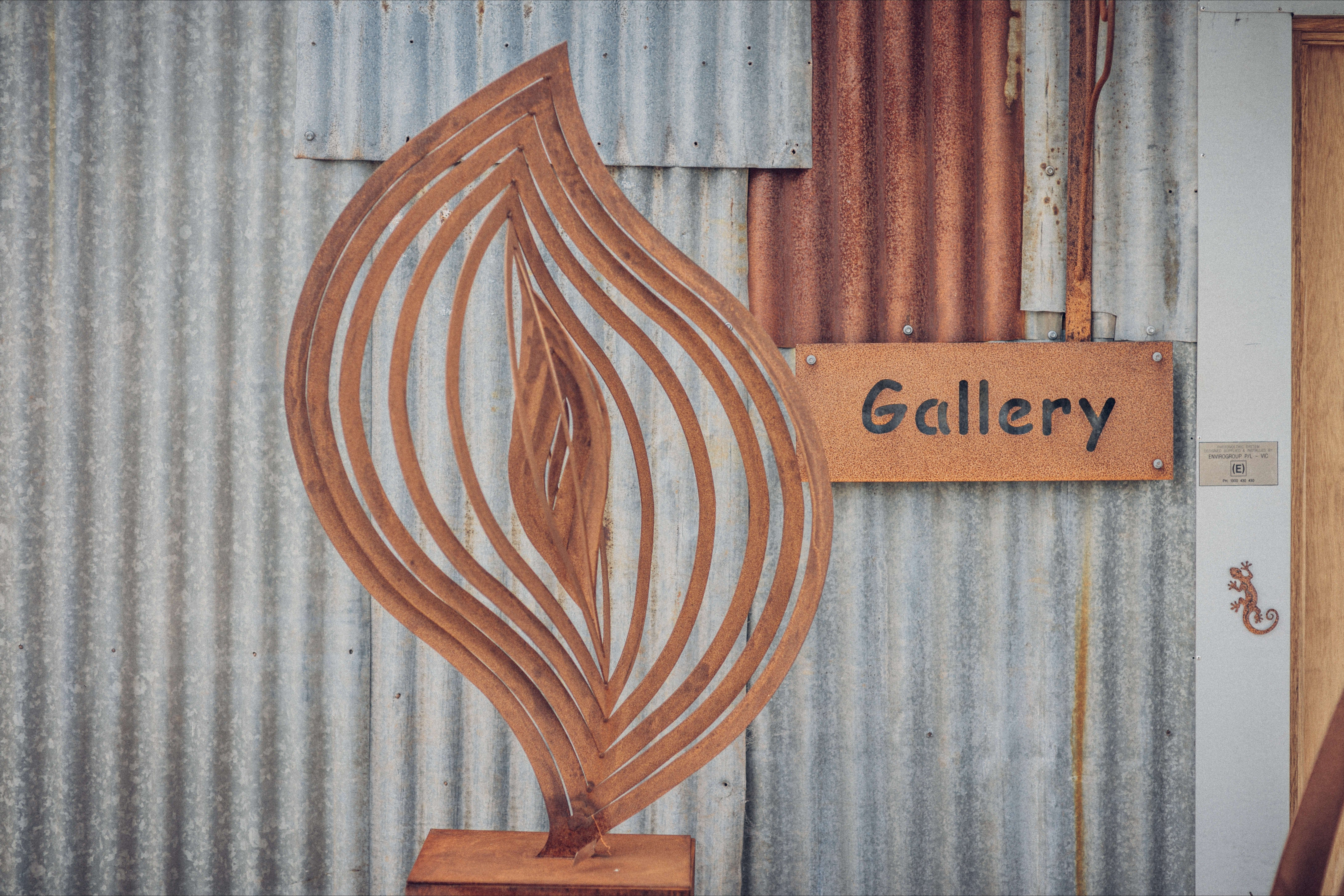 Overwrought Sculpture Garden and Gallery - Redcliffe Tourism