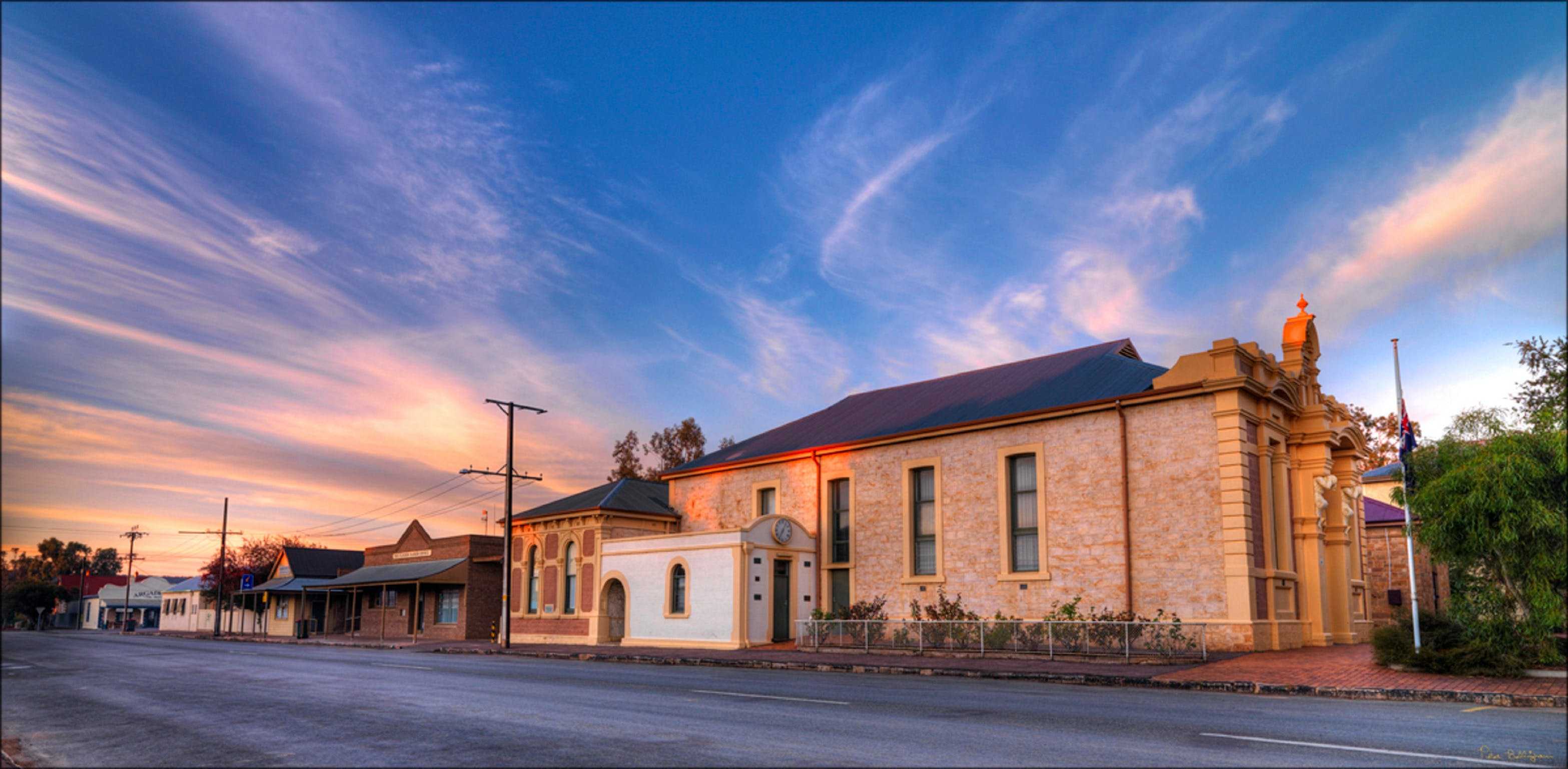 Quorn Historic Building Walk - Redcliffe Tourism
