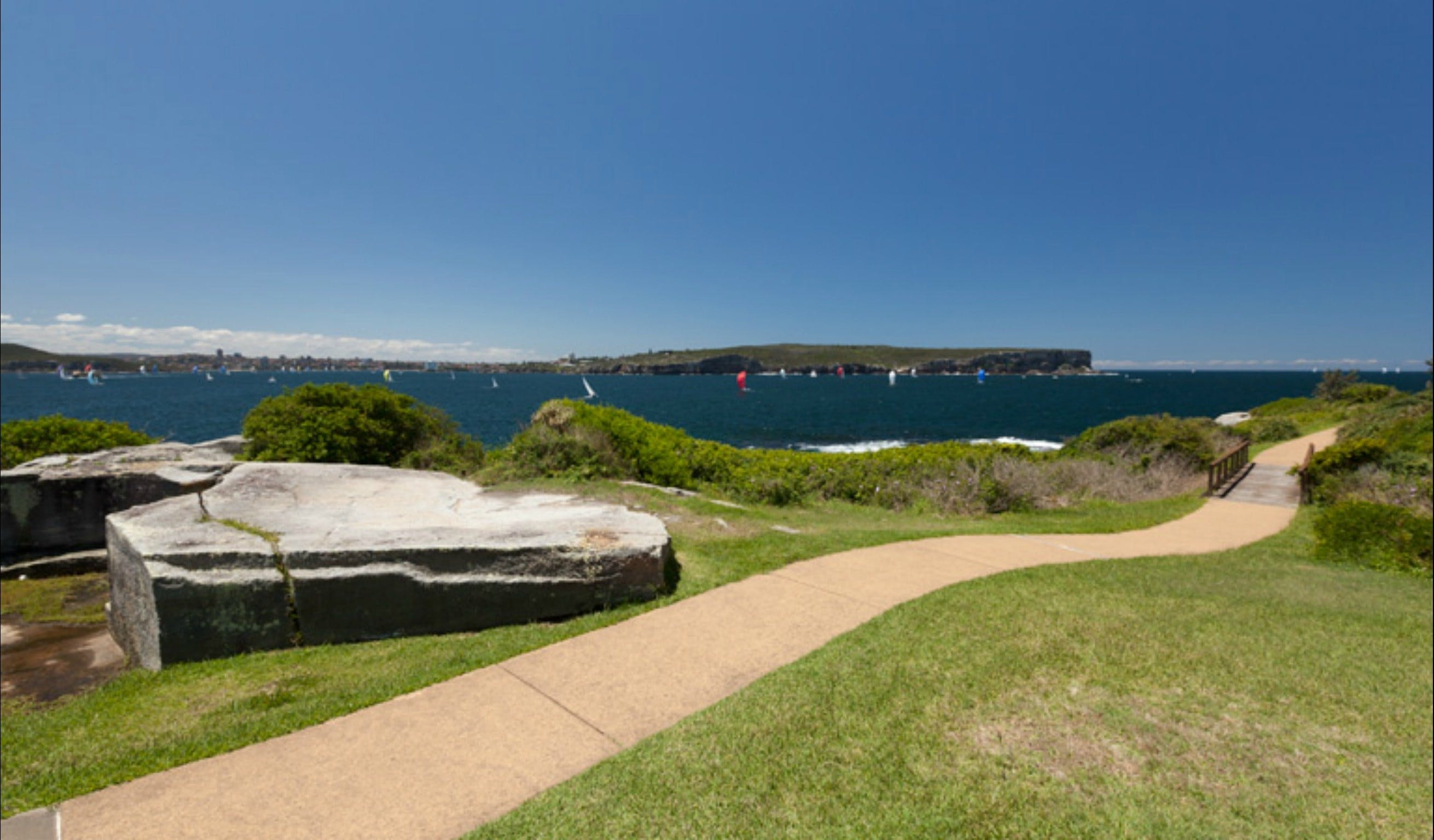 South Head Heritage trail - Redcliffe Tourism