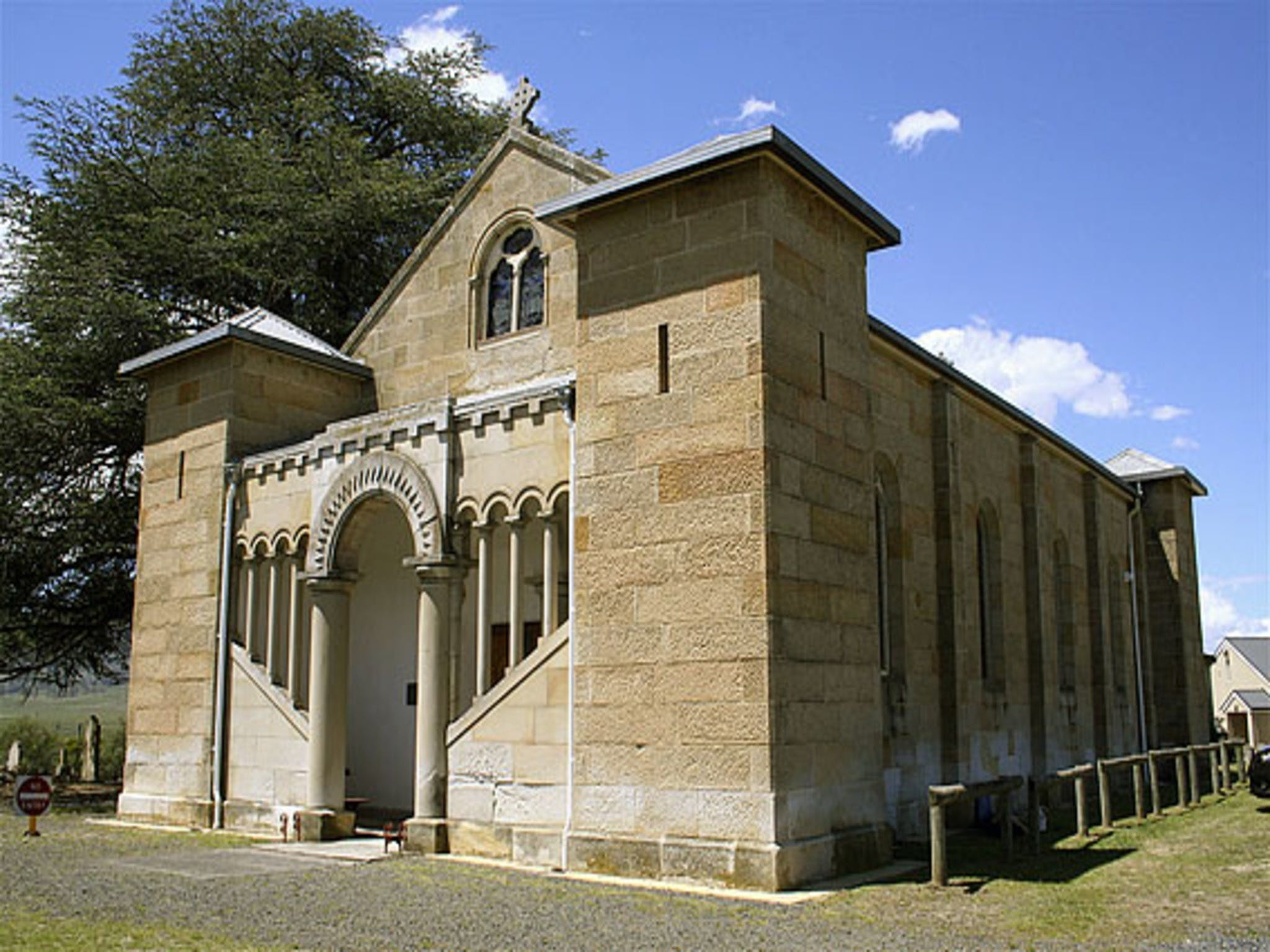 St Mark's Church Pontville - Redcliffe Tourism