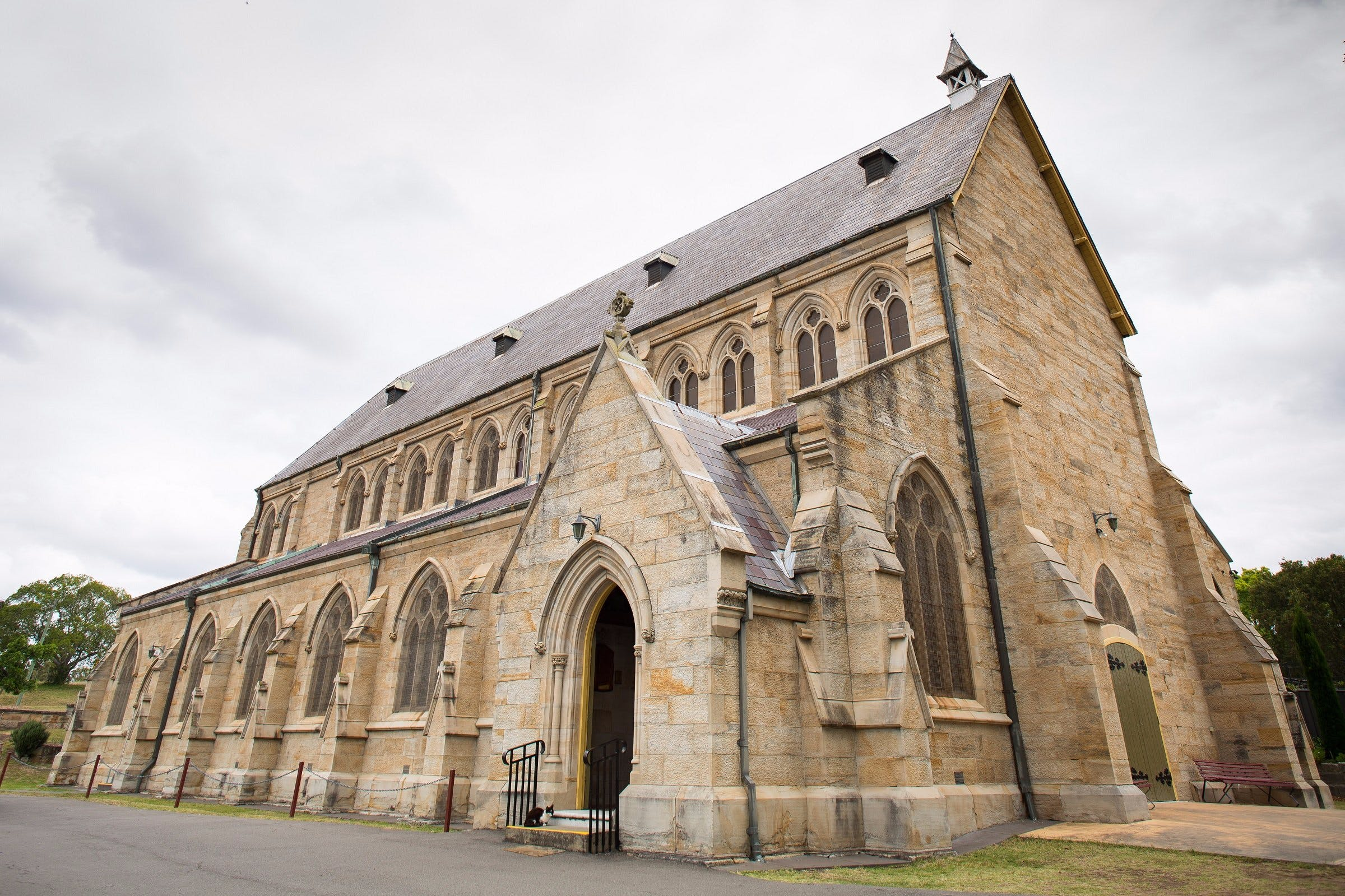 St Peters Anglican Church - Redcliffe Tourism