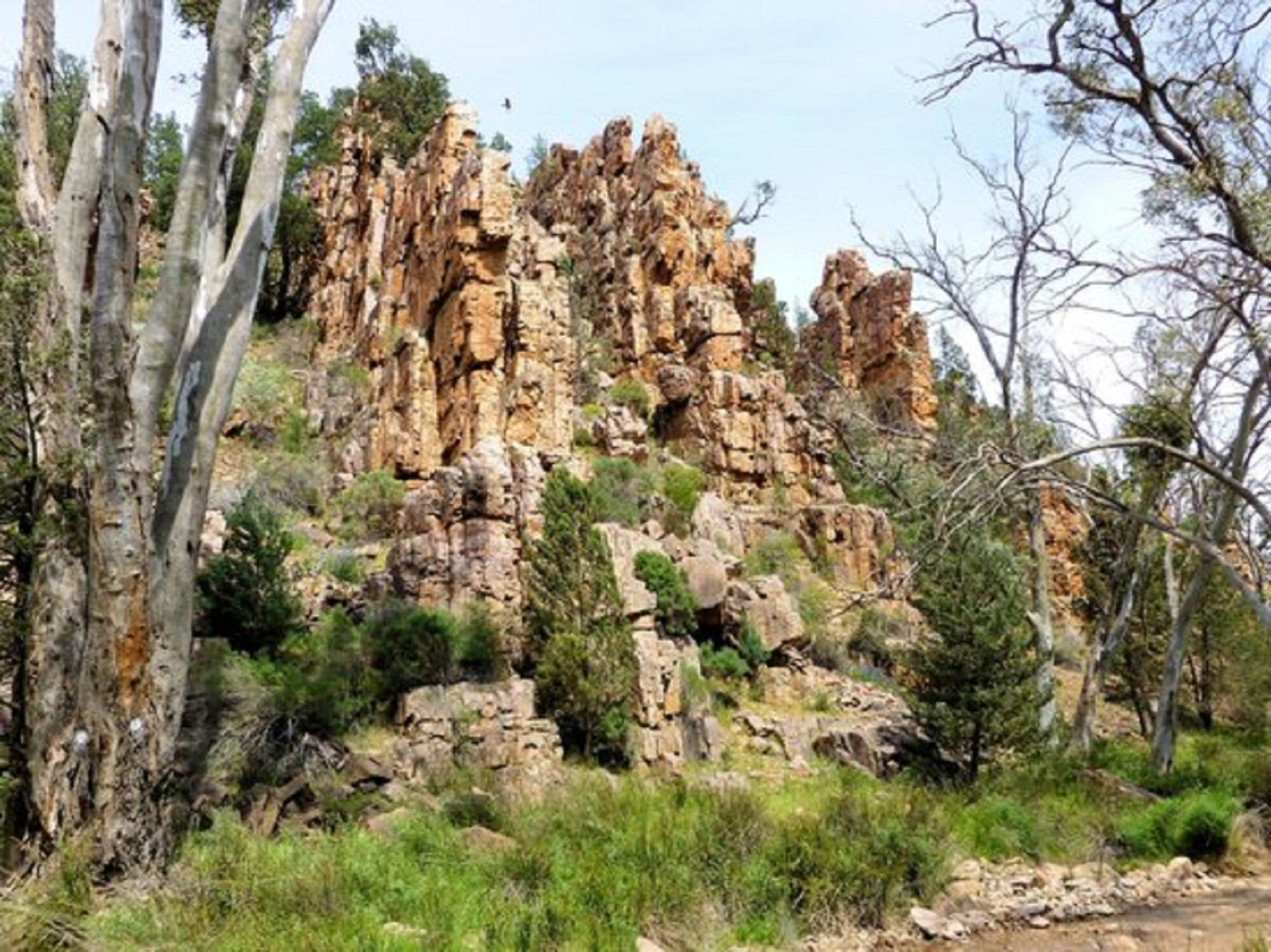 Warren Gorge - Redcliffe Tourism