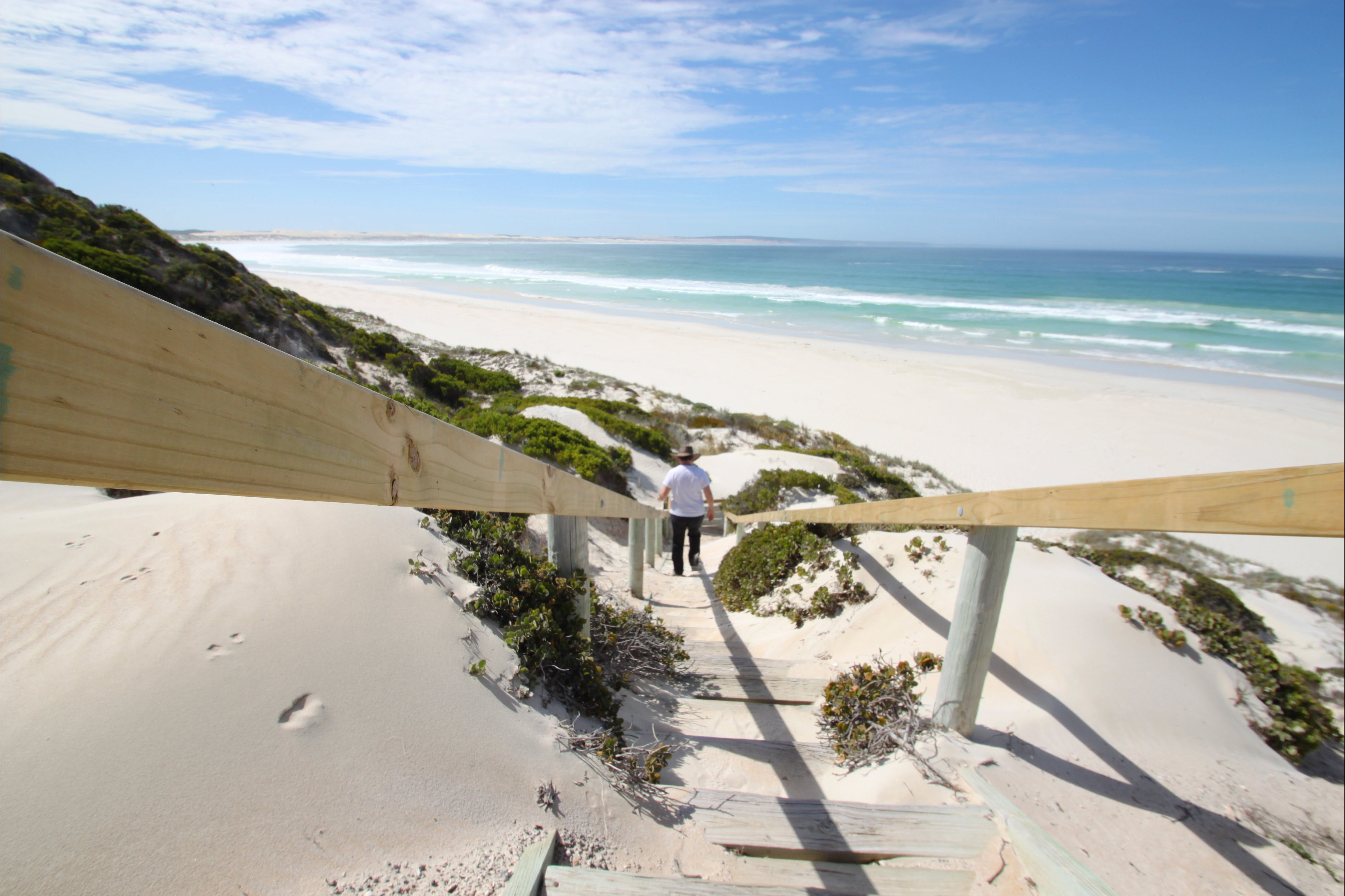 Coffin Bay National Park - Redcliffe Tourism