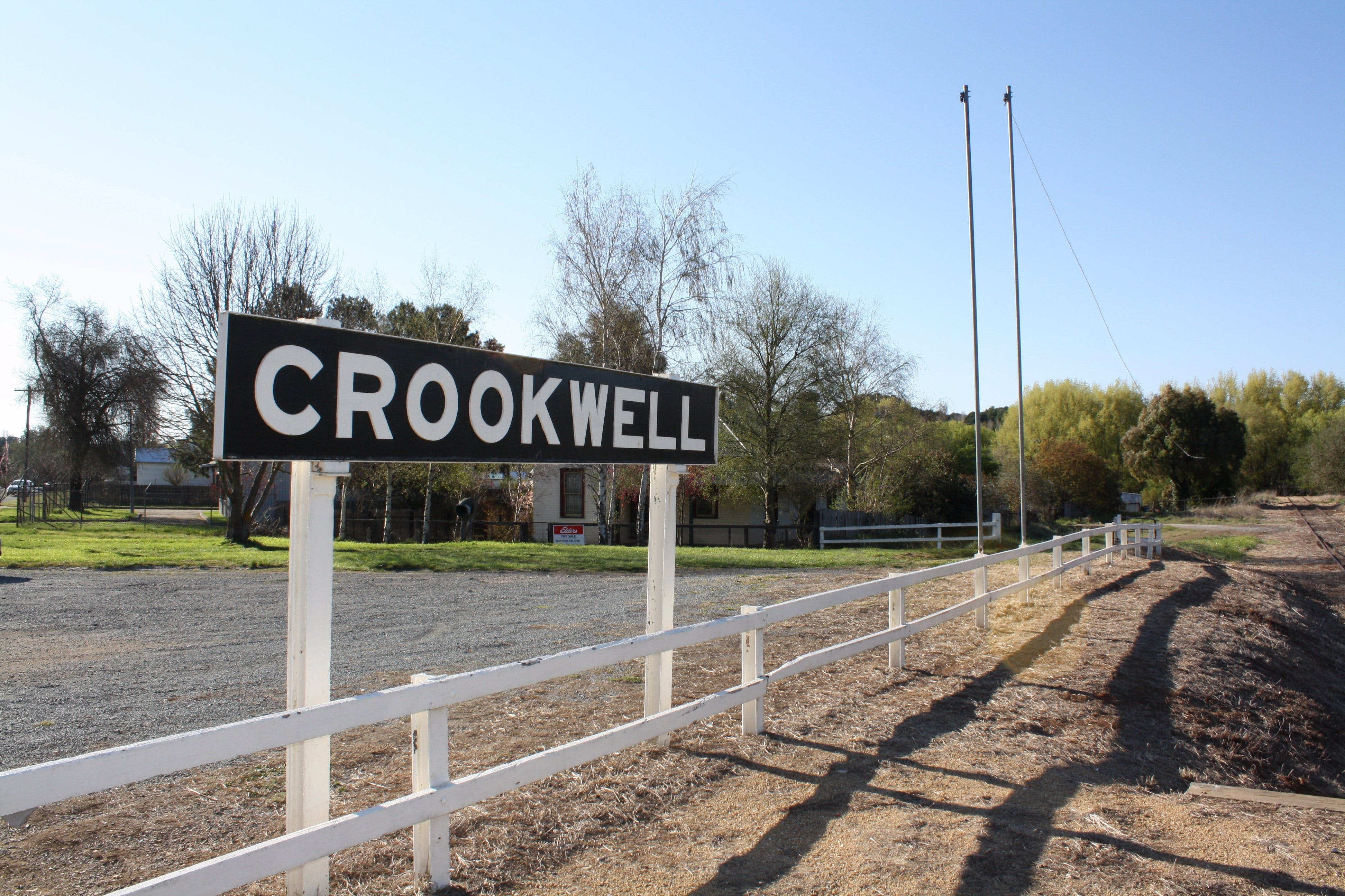 Crookwell Railway Station - Redcliffe Tourism