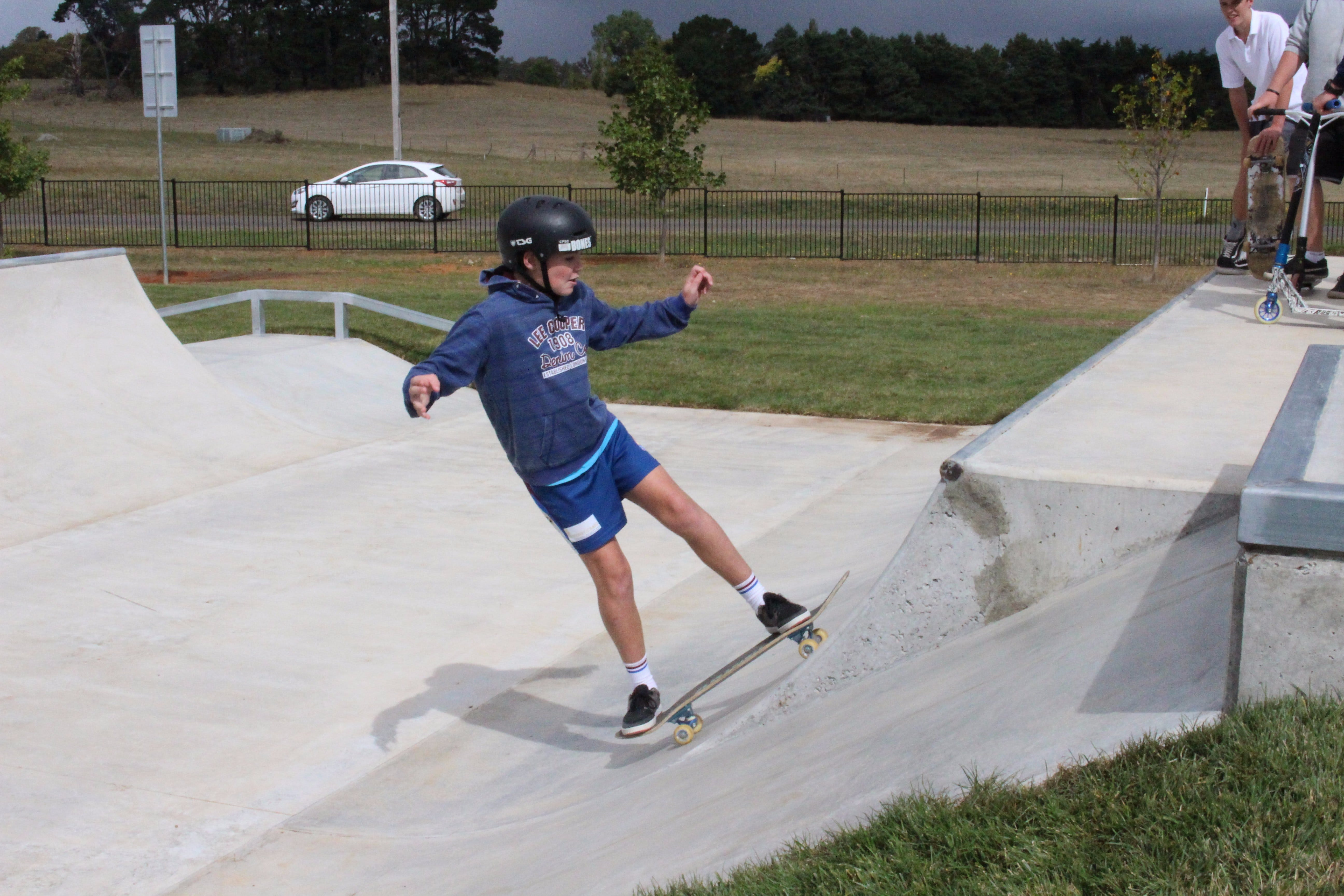 Crookwell Skate Park - Redcliffe Tourism