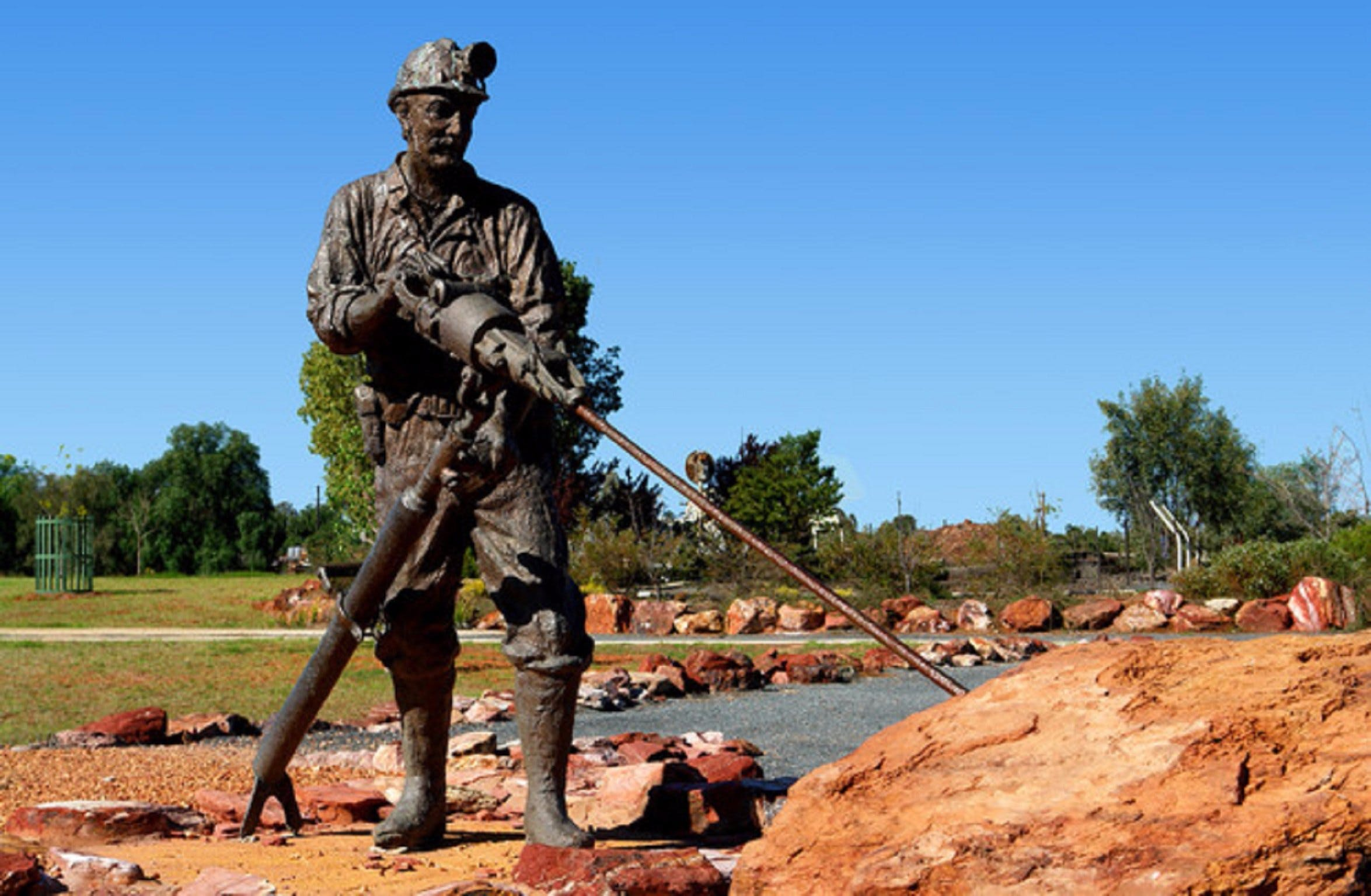 Great Cobar Copper Mine - Redcliffe Tourism