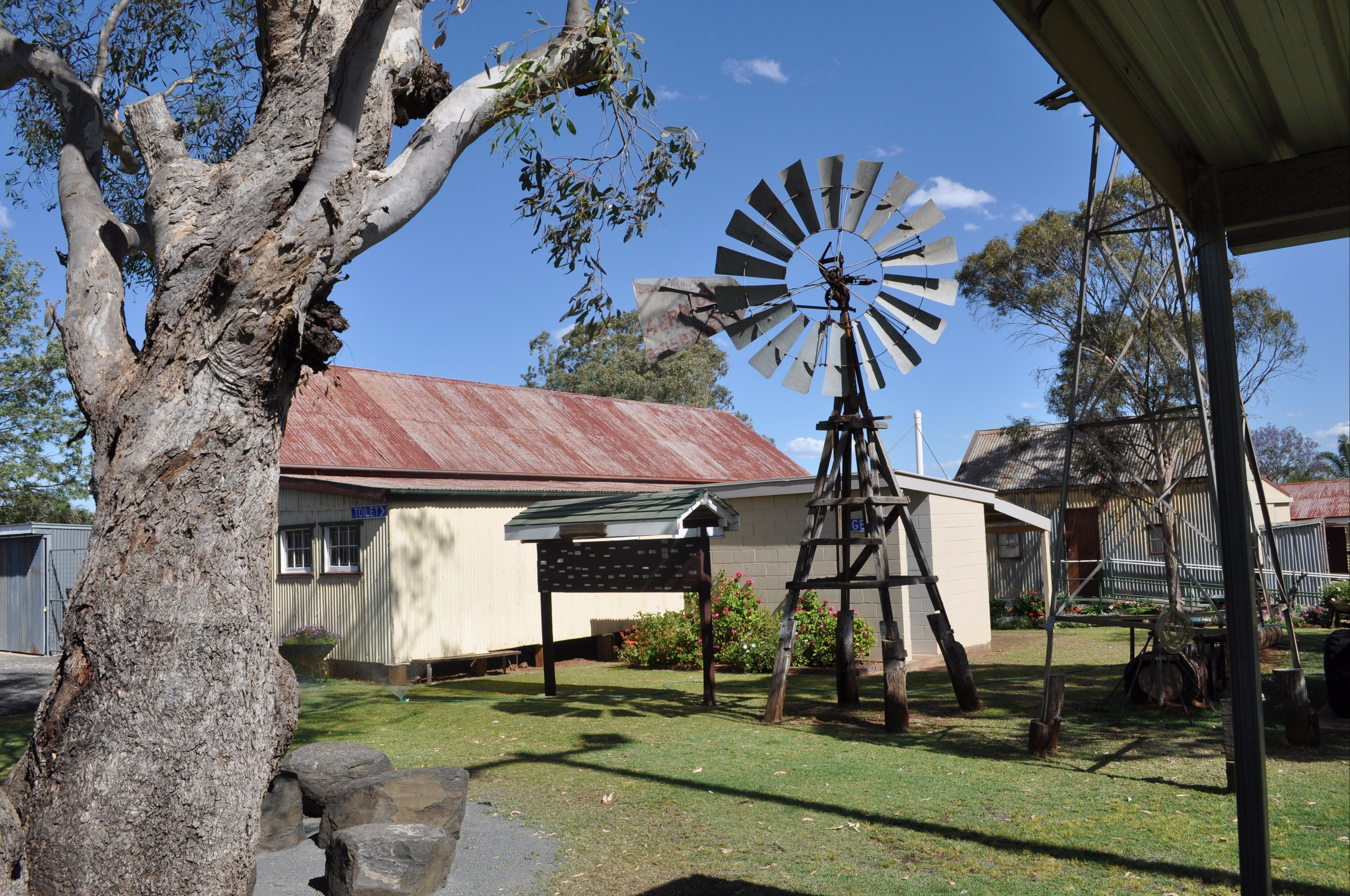 Pittsworth  Pioneer Historical Village - Redcliffe Tourism