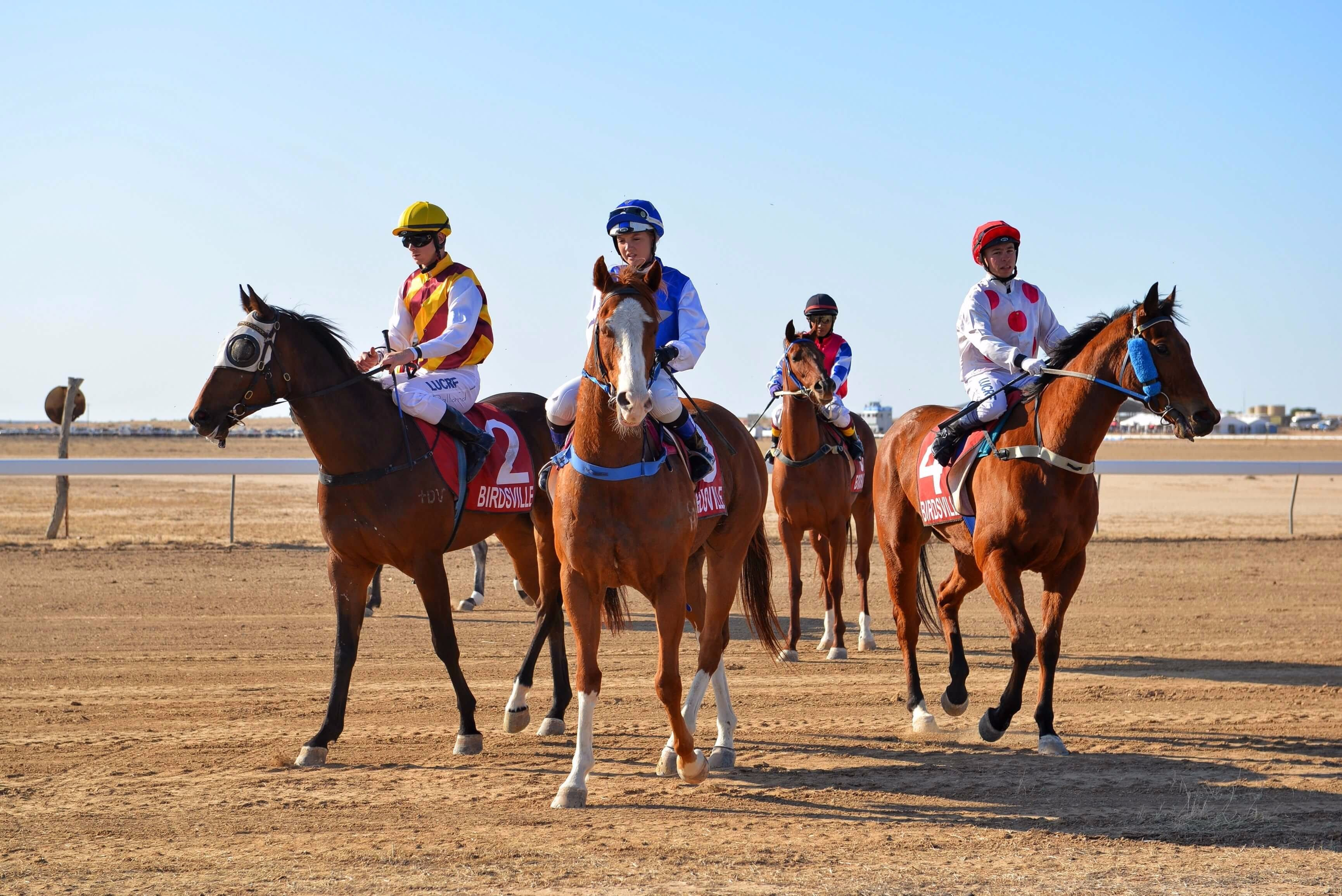Simpson Desert Racing Carnival Trail - Redcliffe Tourism