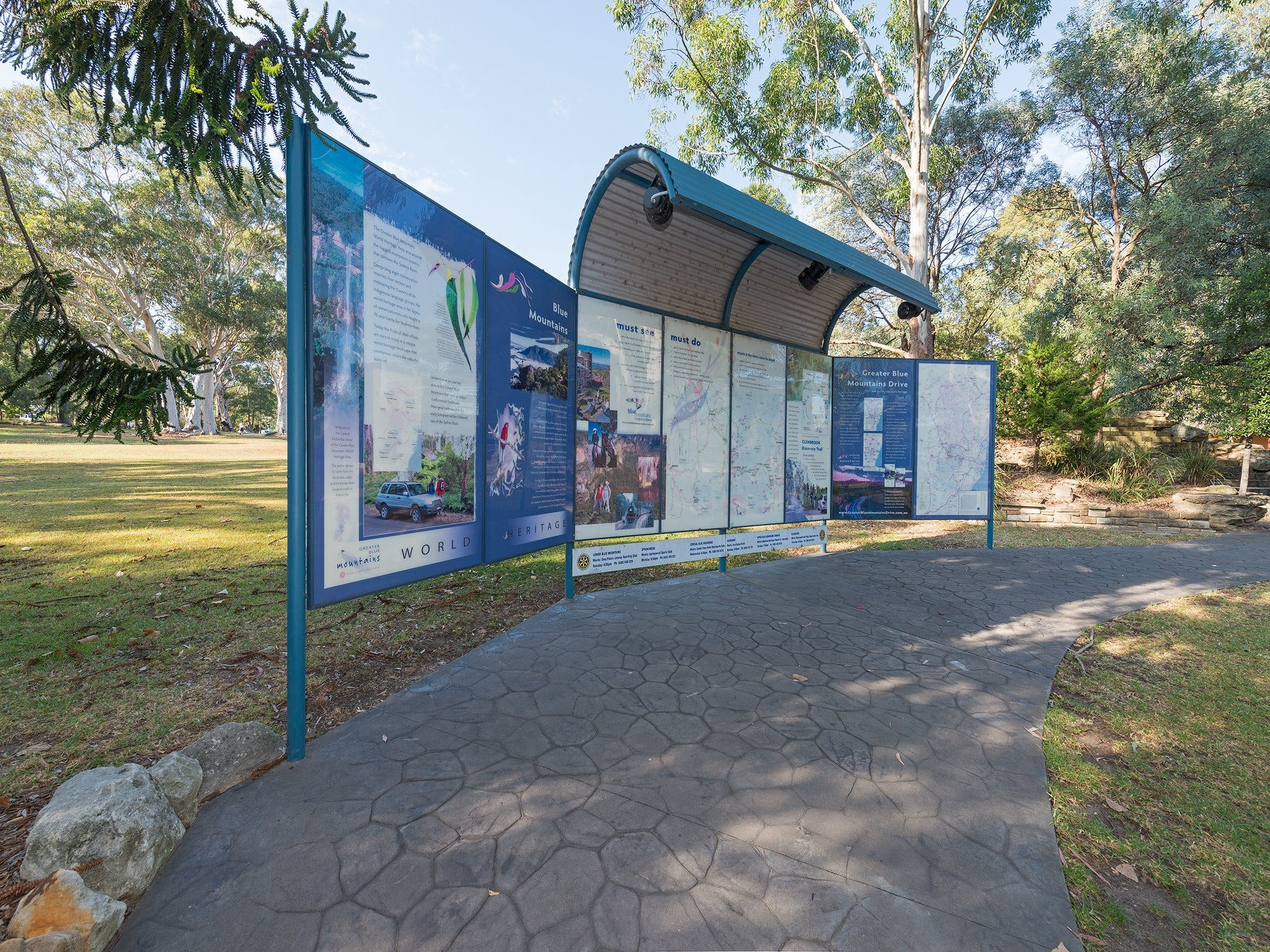Greater Blue Mountains Drive - Glenbrook Discovery Trail - Redcliffe Tourism