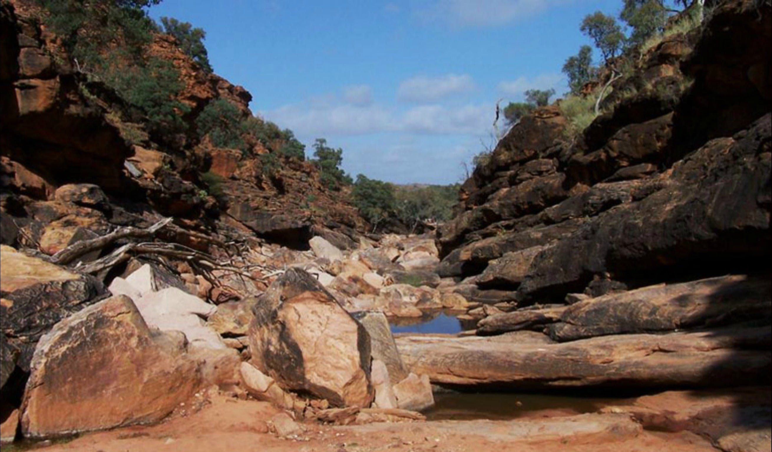 Homestead Gorge trail - Redcliffe Tourism