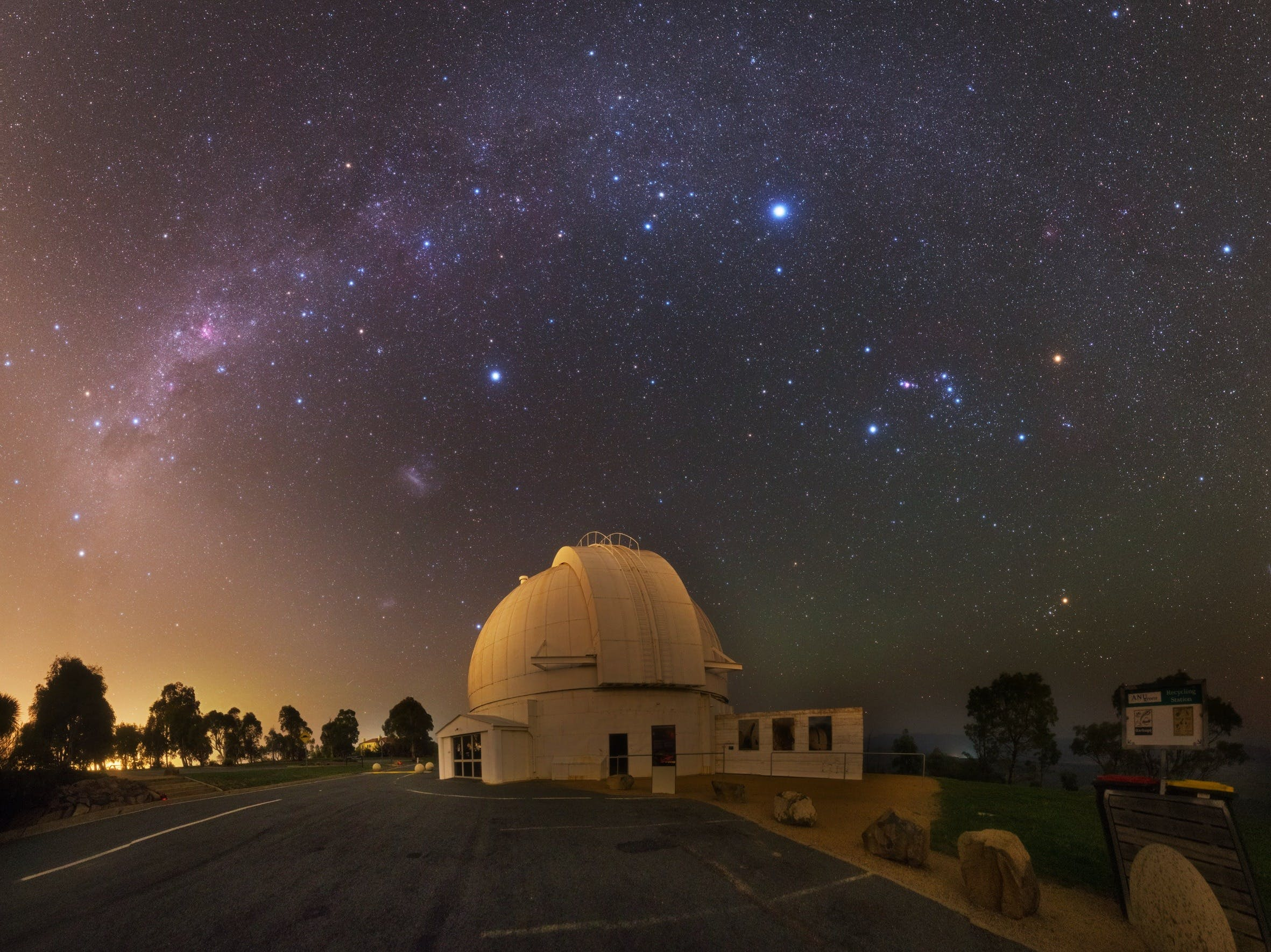 Mount Stromlo Observatory - Redcliffe Tourism