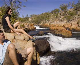 Crystal Falls - Redcliffe Tourism