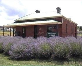 Lavender House in Railway Park - Redcliffe Tourism