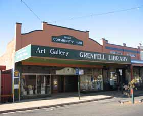 Grenfell Art Gallery - Redcliffe Tourism