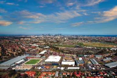 Melbourne Showgrounds - Redcliffe Tourism