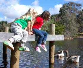 Vasse River and Rotary Park - Redcliffe Tourism