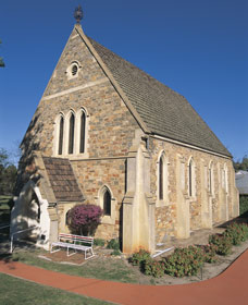 Uniting Church - York - Redcliffe Tourism
