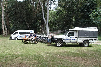 Cape York Motorcycle Adventures - Redcliffe Tourism