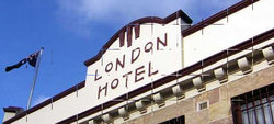 London Hotel and Restaurant - Redcliffe Tourism