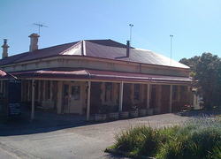 Old Bush Inn - Redcliffe Tourism