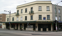 Livingstone Hotel - Redcliffe Tourism