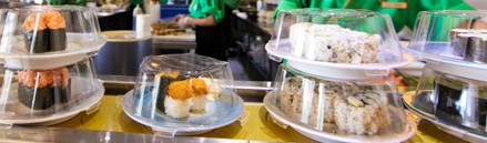 Sushi Train Indooroopilly Junction - Redcliffe Tourism