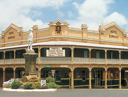 Heritage Hotel Motel - Redcliffe Tourism