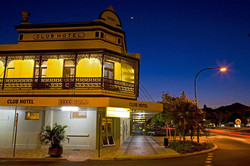 The Club Hotel - Redcliffe Tourism
