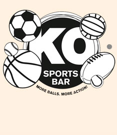 The KO Sports Bar - Redcliffe Tourism