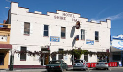 Shire Hall Hotel - Redcliffe Tourism