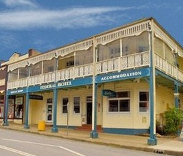 Federal Hotel Bellingen - Redcliffe Tourism