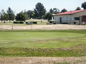 Campbell Town Golf Club - Redcliffe Tourism