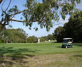 Leongatha Golf Club - Redcliffe Tourism
